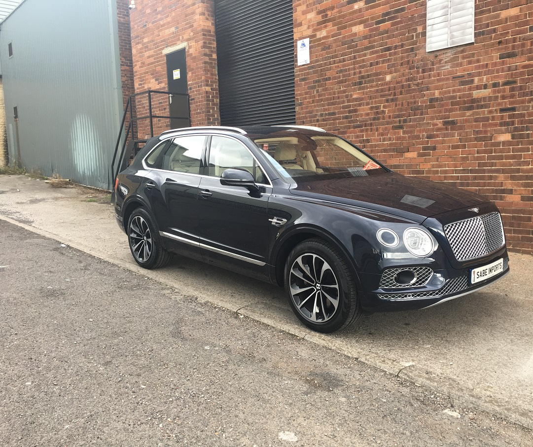 Bentley Bentayga: » 2016 BENTLEY BENTAYGA